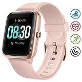 UMIDIGI Smartwatch Fitness Tracker Uwatch3, Armbanduhr Sportuhr Smart Watch fr Damen Herren Kinder...