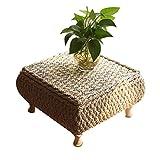 WSGYX Couchtisch-Beistelltisch Moderner minimalistischer Kleiner Tisch Japanischer Tatami-Couchtisch...