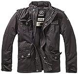 Brandit Britannia Winter Jacke Schwarz 3XL