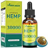 Liposomales Naturöl   30000mg/90%   Reine Hochkonzentrationsformel   Hohe Absorption  ...