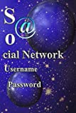 Social network @ Username Password: All of your passwords can be found in a single book: Password...