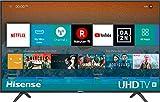 Hisense H43BE7000 108 cm (43 Zoll) Fernseher (4K Ultra HD, HDR, Triple Tuner, Smart-TV, Standard)