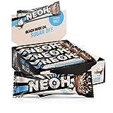 NEOH Lowcarb Protein Riegel Kokos | 1g Zucker / 97 kcal / 26% Protein pro Riegel | Ohne Zuckerzusatz...