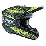 O'NEAL | Motorrad-Helm | Motocross, Enduro | 2 Außenschalen & 2 EPS für erhöhte Sicherheit, ABS...