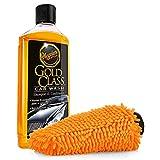 detailmate Meguiars Auto Wasch- und Pflegeset für die optimale Handwäsche: Meguiars Gold Class Car...