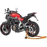Hi-Q Tools Montagestnder Motorrad Stnder Motorradheber Montagestnder Motorrad hinten zum Aufbocken,...