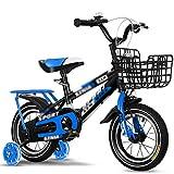 GAIQIN Langlebig Kinderfahrrad (3C-Zertifizierung), Sicherheit Sport Gleichgewicht Radtraining...
