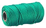 Connex Mehrzweckseil 1,7 mm x 100 m, Polypropylen, grün, DY2702845