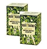 Heath & Heather Imperial Matcha Bio Grntee - 2 x 20 Teebeutel (80 Gramm)