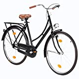 Fahrrad Citybike 28 Zoll Dutch Bike Hollandrad CTB Vintage Damenfahrrad Jungenfahrrad Singlespeed...