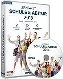FRANZIS Lernpaket Schule und Abitur 2018 Software 2018 3 Gerte - Fr Windows PC Disc Disc
