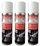 Bitumenentferner Teerentferner 3 Stück à 0,3 Liter Reiniger Teer Bitumen Öl Fett Teerreiniger...