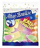 Frigeo Ahoj-Brause Kaubonbons - Brausiger Kauspaß in Den Geschmacksrichtungen Waldmeister,...