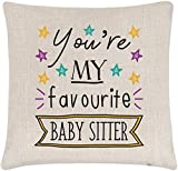 Gift Base You'Re Mein Favorit Baby Hocker Stars Kissen Abdeckung