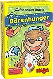 HABA 300171 - Meine ersten Spiele  Brenhunger | Lustige Spielesammlung fr 1-3 Spieler ab 2 Jahren |...