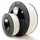 Formfutura 175PABS-FROWHI-2300B Premium 3D-Drucker, Filament, ABS, 1,75 mm, Frosty White (4 Stück)
