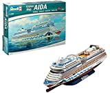 Revell Modellbausatz Schiff 1:400 - Cruiser Ship AIDAblu, AIDAsol, AIDAmar, AIDAstella im Maßstab...