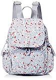 Kipling Damen City Pack Mini Rucksack Mehrfarbig (Speckled)
