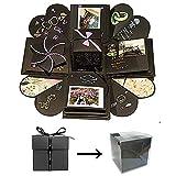 Kreative berraschung Box Explosions-Box DIY Geschenk Handgemachtes Scrapbook Zubehr Faltendes...