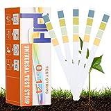 Bearbro Bodentester,pH Bodentest,Boden pH Tester,Boden PH Teststreifen,0-14 PH...