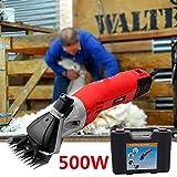Wuyeti 500W Elektrotier Grooming Clippers for Schafe Ziege Haustier Hund, Electric Sheep Shearing...