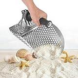 Sandschaufel für Unterwasser, Strand, Sandschaufel mit Griff, Metalldetektor zum Ausgraben von...