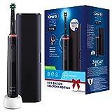 Oral-B Pro3 3500 Elektrische Zahnbürste/Electric Toothbrush mit visueller 360° Andruckkontrolle...