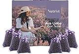 nutrist 10x Lavendelsäckchen - Duftsäckchen Kleiderschrank | Lavendel Duftsäckchen zum...
