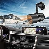 AQOTER Auto Heizlüfter, 12V 150W Auto Heizung und Kühlventilator, Car Heater, Auto Defroster...