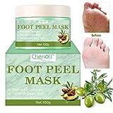Peeling Fußmaske, Fußpeelings Maske, Fussmaske, Hornhaut Entfernung, Foot Exfoliating, Fuß...