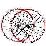 LSRRYD 26/27.5/29 Zoll Fahrrad Laufrad Mountainbike Laufrads Vorderrad Hinterrad 24 Loch...