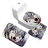 Generic Animal Printed Bath Matgreat for bathrooms,Bathroom Carpets Machine Wash-STH13