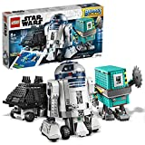 LEGO Star Wars 75253 BOOST Droide, App-gesteuerte und programmierbare Roboter, Programmierset für...
