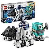 LEGO StarWars 75253  BOOST Droide, App-gesteuerte und programmierbare Roboter, Programmierset für...
