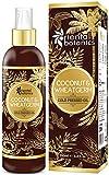 Glamorous Hub Oriental Botanics Bio-Kokos- und Weizenöl für Haar und Haut 200 ml (kein Mineralöl...