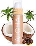 COCOSOLIS Aloha Bräunungsbeschleuniger mit Vitamin E, Kakaobutter - Bräunungscreme & Bodylotion...