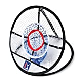 PGA Tour Perfect Touch Chipping Netz, Blau und Grn, 28,5x3,2x28,5 cm