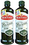 Bertolli Natives Olivenöl Extra Originale 2er Set, Flasche 2x 500 ml