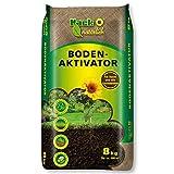 HACK Bodenaktivator 8 kg Bodenverbesserer Bodenhilfsstoff Rasenhilfe Gartenhilfe