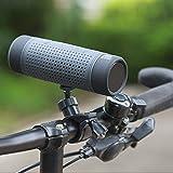 SueSupply Bluetooth Fahrrad Lautsprecher Bluetooth Spritzwassergeschützter Tragbarer Lautsprecher...