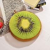 Wosy Cartoon Obst Kissen kleine Frucht Kissen Stuhl Kissen Kissen Spielzeug Runde Haustier Kissen