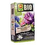 COMPO Bio Rhododendron Langzeit-Dnger fr alle Rhododendren und andere Morbeetpflanzen, 5 Monate...