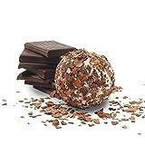 Mara Badetrüffel Schokolade - natürlicher Badezusatz, Badebombe - Naturkosmetik
