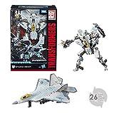 Hasbro Transformers E0774ES0 - Studio Series Voyager Figur Starscream Roboter-Actionfigur