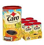 Nestlé CARO Landkaffee, lösliches Pulver aus Gerste, Gerstenmalz, Zichorie und Roggen,...