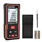 Laser Entfernungsmesser, Meterk Distanzmessgerät Messbereich: 0,05-40m Genauigkeit:±2 mm mit...