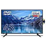 Cello C4320FDE 43' (109,3 cm Diagonale) Full HD LED TV mit integriertem DVD Player