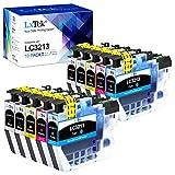 10 LxTek LC3213 Patronen Kompatibel für Brother LC3213 LC-3213 LC3211 Druckerpatronen für Brother...
