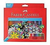 Faber Castell Premium Buntstifte, 60 Farben