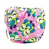 Eizur Baby Schwimmwindel Waschbare Windelhose Wiederverwendbar Stoffwindeln Auslaufsicher Baby-Tuch...
